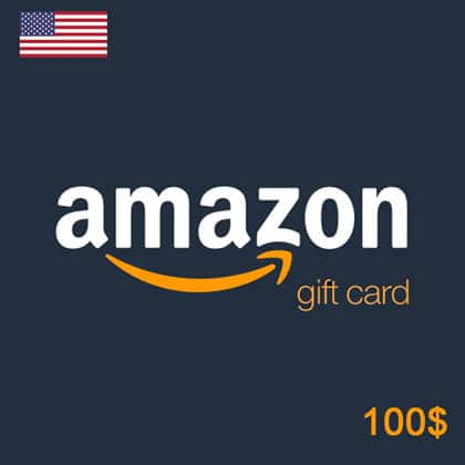 Amazon Gift Card 100 Us Region Email Delivery The Gamers Mall
