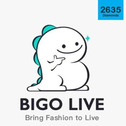 BIGO Live 2635 Diamonds