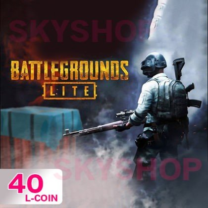 Pubg Lite 40 L Coin Required Id Password