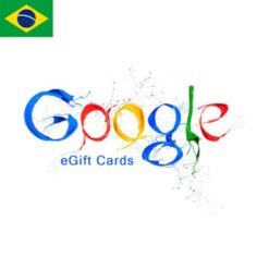 Google Play Gift Cards (Brazil)