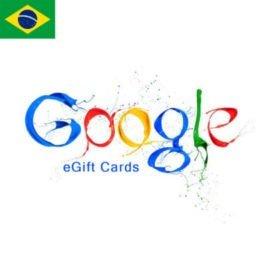 Google Play Gift Cards (Brazil)