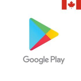 Google Play Gift Cards (Canada)