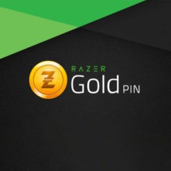 Razer Gold Pin Global