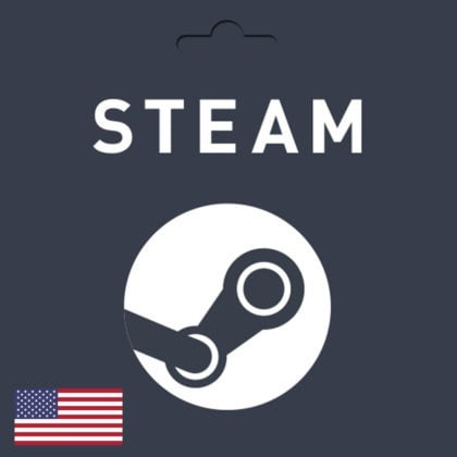 Steam Gift Cards (USA)