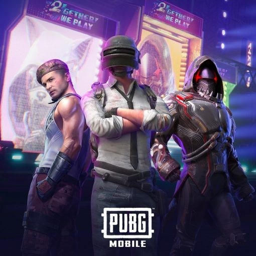 PUBG Mobile UC TOP UP