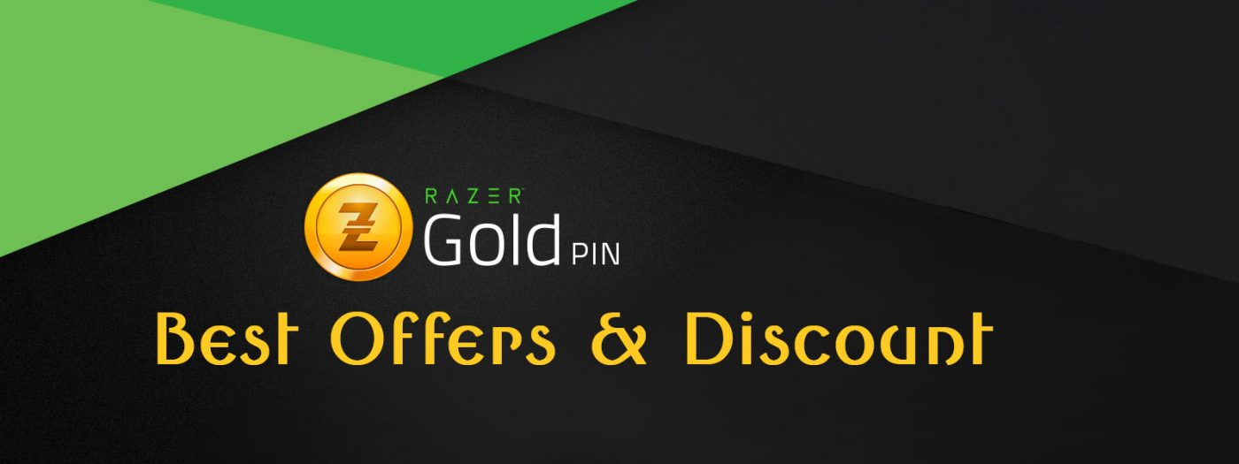 Razer Gold Pin Offers