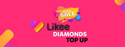Likee-Diamonds